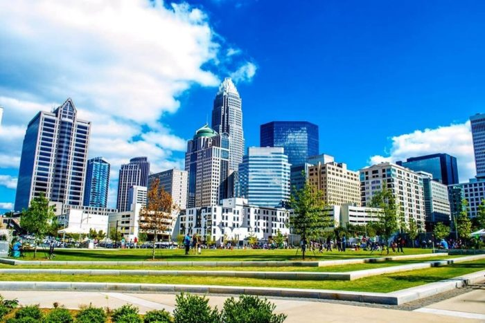 11 best attractions in uptown charlotte for Dining near bb t center