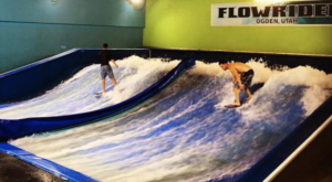 You Don't Need An Ocean To Surf At This Thrilling Utah Attraction