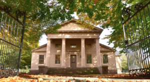 Few People Know The Oldest Library In America Is Here in Rhode Island