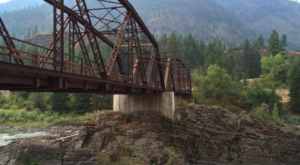 These 6 Montana Bridges Are The Perfect Destinations For A Fall Day Trip
