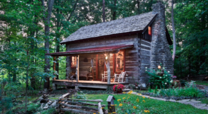 This Little Known Cabin Near Louisville Is The Perfect Place To Get Away From It All