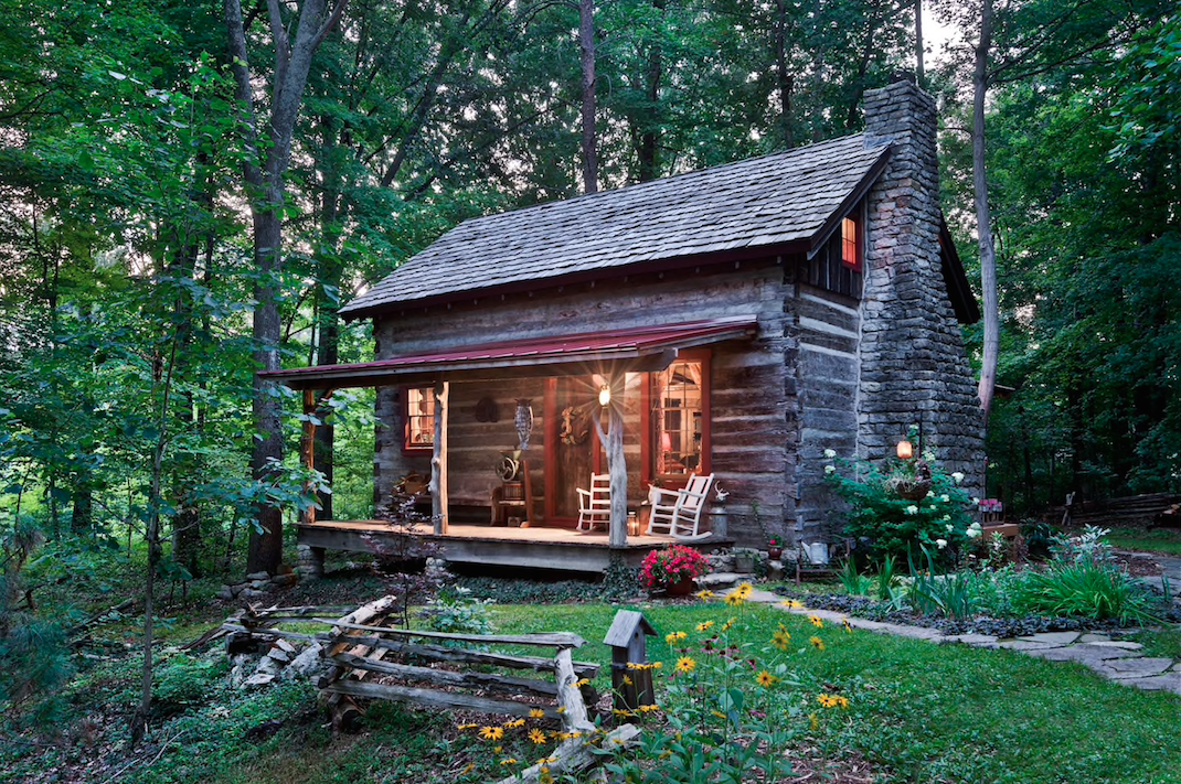 Captain S Cabin Near Louisville Is The Perfect Getaway