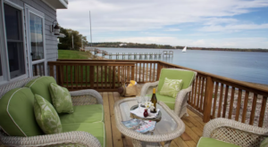 These 9 Gorgeous Rhode Island Rentals Have Amazing Waterfront Views