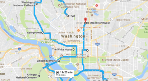 This 20-mile Road Trip Is the Best Way To Experience Washington DC In One Day