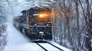 It's Not Winter In Pennsylvania Until You've Taken This Magical North Pole Train Ride