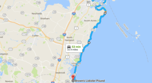 This 22 Mile Drive Is the Best Way to See New Hampshire's Stunning Coast