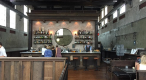 This Restaurant In Florida Used To Be A Factory And You Need To See Inside