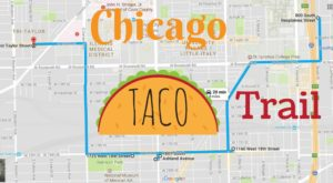 Your Tastebuds Will Go Crazy For This Amazing Taco Trail Through Chicago