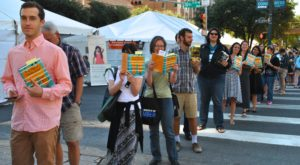You Won't Want to Miss The Biggest Book Festival in Texas