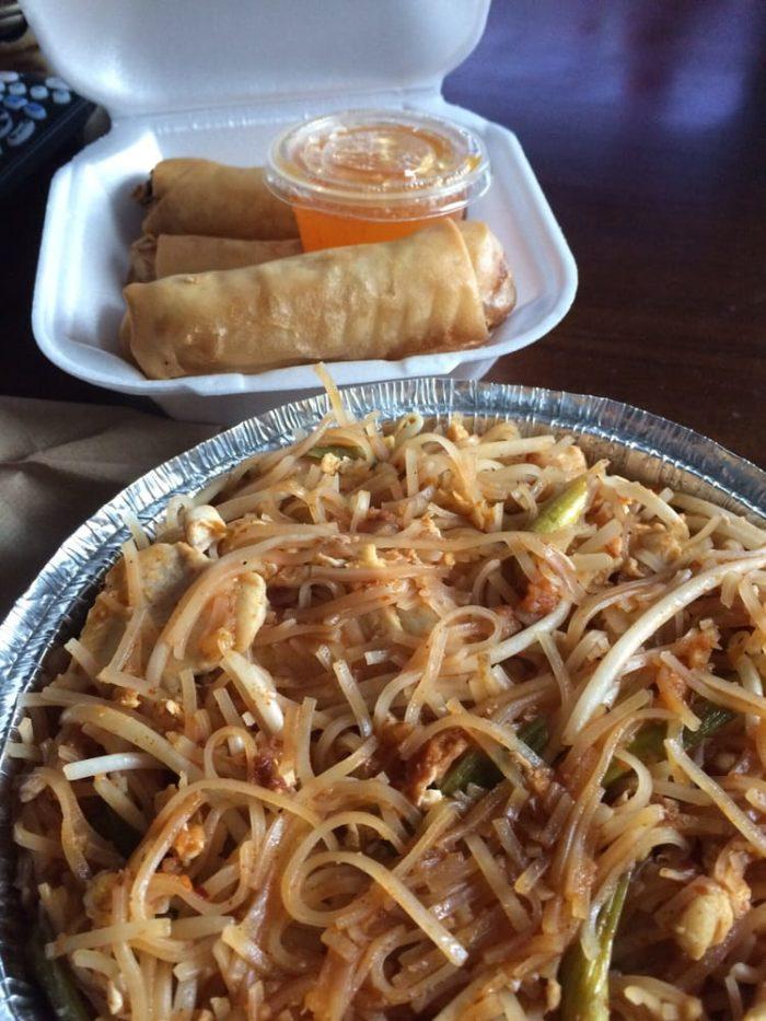 Thai Food Brevard Nc
