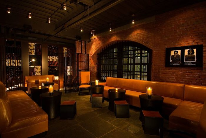 Alibi is most whimsical bar in boston for Hotel in boston that used to be a jail