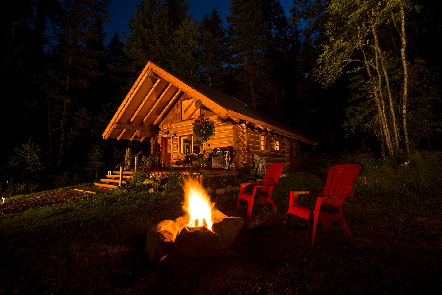 8 Best Rustic Cabins In Idaho