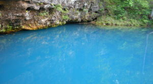The Sapphire Spring In Missouri That's Devastatingly Gorgeous