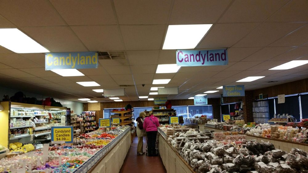 Peachy 13 Of The Best Candy Shops In Maryland Interior Design Ideas Helimdqseriescom