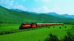 18 Epic Train Rides In The U.S. That Will Give You An Unforgettable Experience