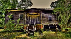 11 Horribly Creepy Things You Didn't Know You Could Do In Alabama