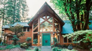 Spend The Night At This Dreamy Oregon Bed & Breakfast For A Positively Magical Experience