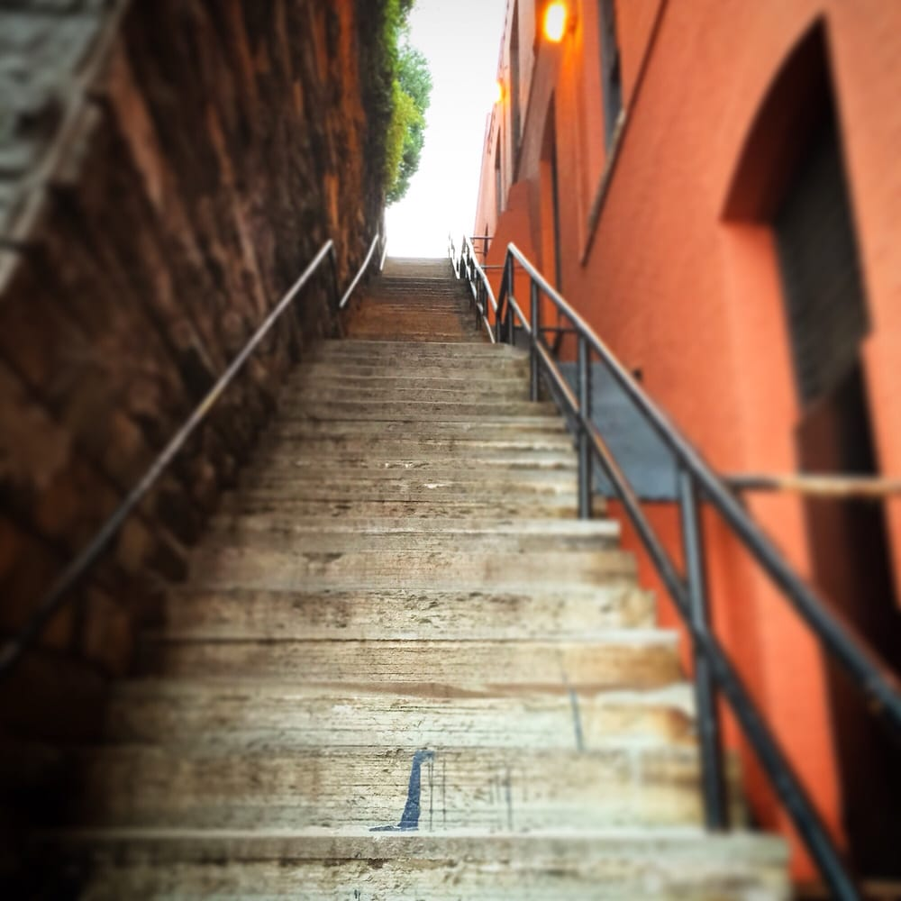 University Of Tennesse >> The Exorcist Steps In DC Is The Most Terrifying Staircase In DC