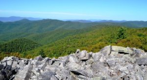Climb To Virginia's Rockfield For A Stunning 360-Degree View