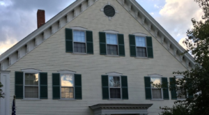 Few People Know This Historic New Hampshire Inn Was A Stop On The Underground Railroad