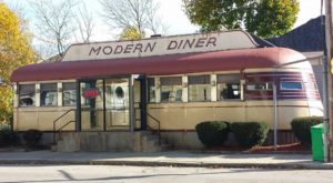 Few People Know This Rhode Island Diner Is A Registered Historic Place