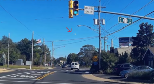 A Fireball Was Spotted Zooming Across The Sky In New Jersey, See The Footage