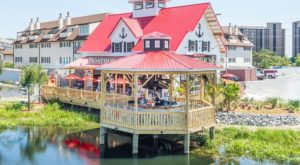 The Tiny Town In Delaware With The Most Scrumdiddilyumptious Restaurants