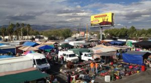 You Could Easily Spend All Weekend At This Enormous Nevada Swap Meet