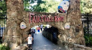 Fairy Tales Come to Life at This Northern California Amusement Park