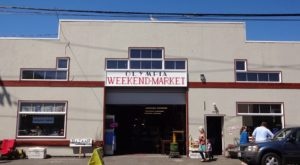 You Could Easily Spend All Weekend At This Enormous Washington Flea Market
