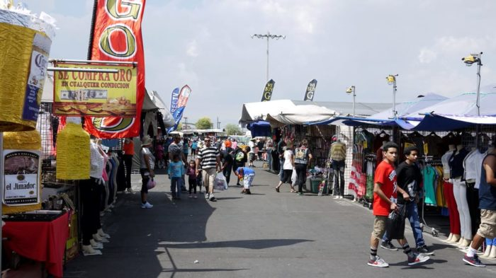 outdoor swap meet las vegas pecos hours