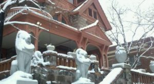 You Can Never Unsee The Horrors Of Colorado's Most Haunted House Once You Step Inside