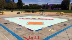 There's A Life-Size Monopoly Game In Northern California You Have To See To Believe