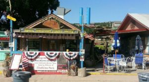 The Tiny Town In Oklahoma With The Most Scrumdiddilyumptious Restaurants