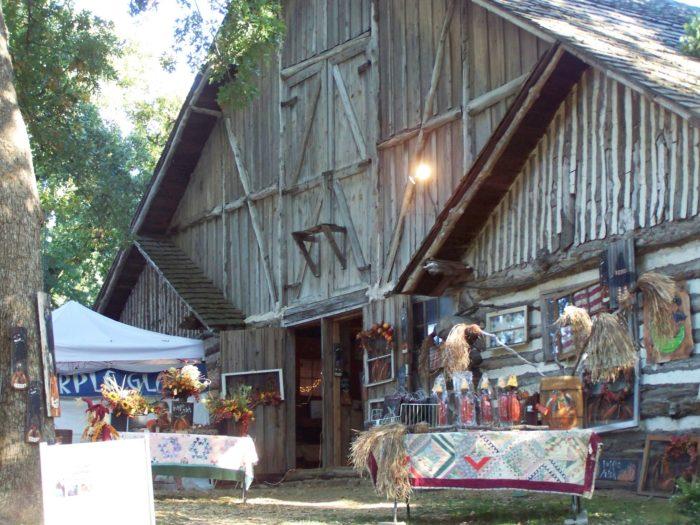 Brush Creek Bazaar The Outdoor Festival And Market In