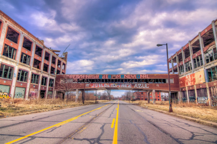 9 Abandoned Places In Detroit That Are Haunting