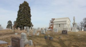 Here Are The 11 Best Places To Spot A Ghost In Nebraska