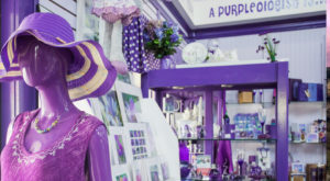 There's A South Carolina Shop Solely Dedicated To Purple And You Have To Visit