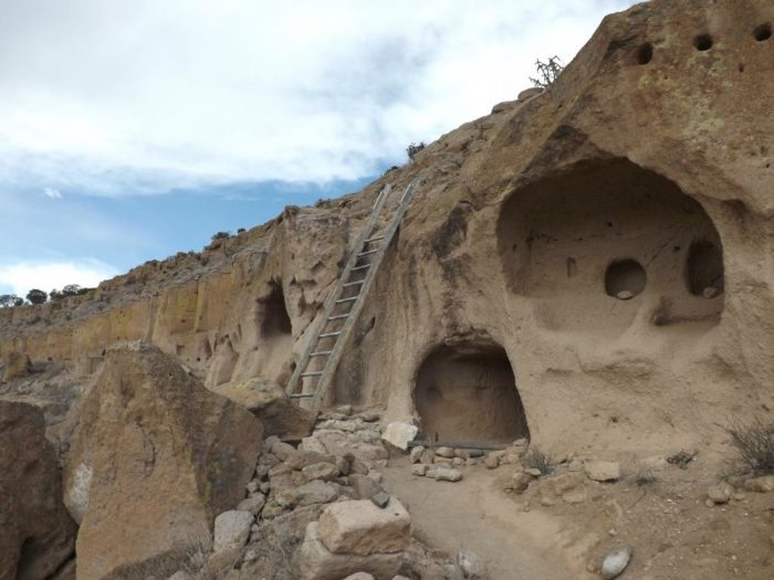 The Puye Cliff Dwellings Are An Under Appreciated New