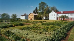 Step Back In Time For A Day At This Historic Village In New Hampshire