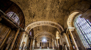 These 9 Abandoned Places In Detroit Are Absolutely Haunting