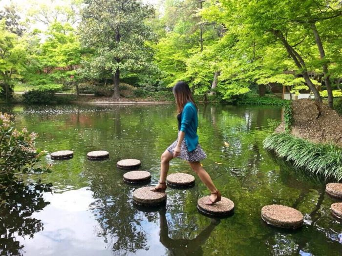 Japanese garden has best fall festival in dallas fort worth for Fort worth botanical gardens hours