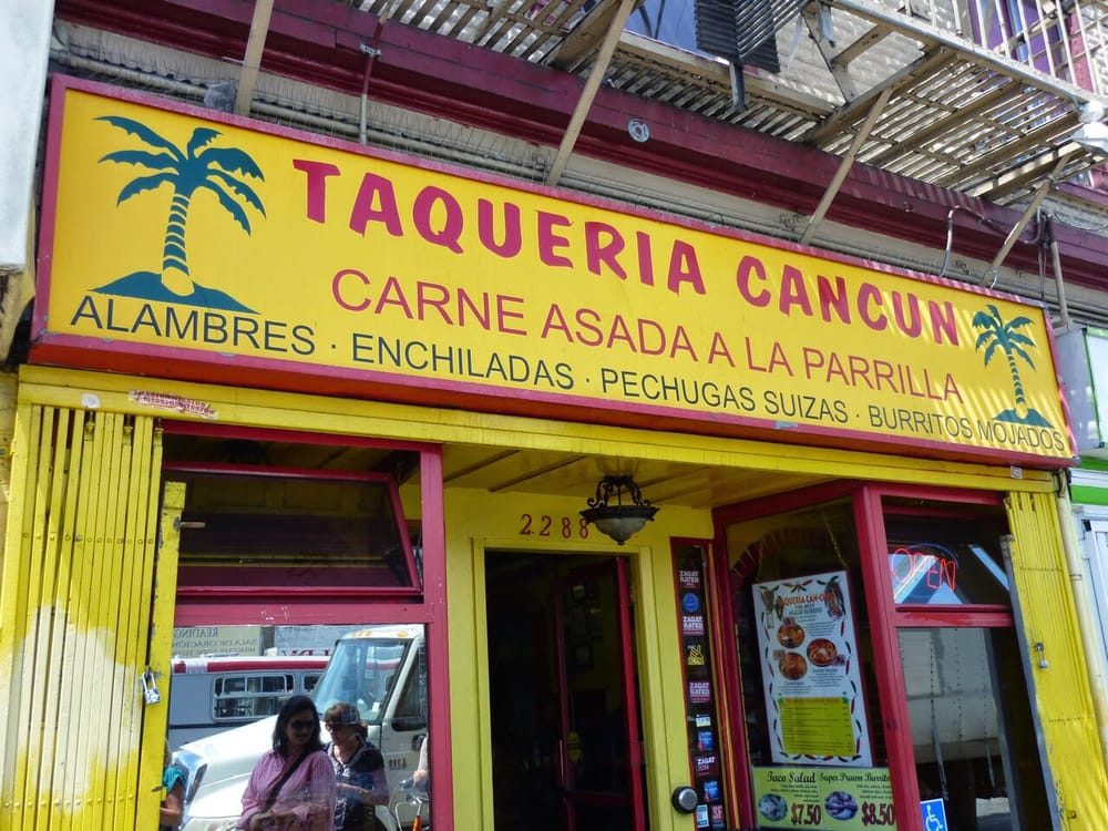 Taqueria Cancun Is The Best Hole In The Wall Restaurant In