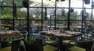 This Greenhouse Restaurant In Connecticut Is The Most Enchanting Place To Eat