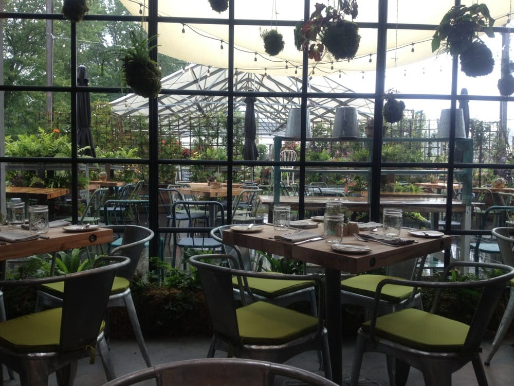 The Terrain Garden Cafe Greenhouse Restaurant Is The Most Enchanting Place To Eat In Connecticut