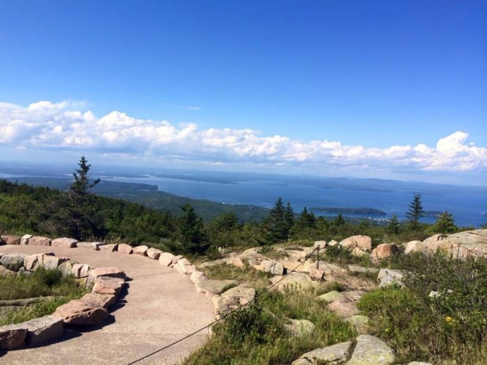 The Highest Road In Maine Will Lead You On An Unforgettable Journey