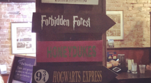 The One Place In DC That Transforms Into A Magical Harry Potter Wonderland