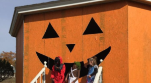The One Town In Vermont That Transforms Into A Halloween Wonderland