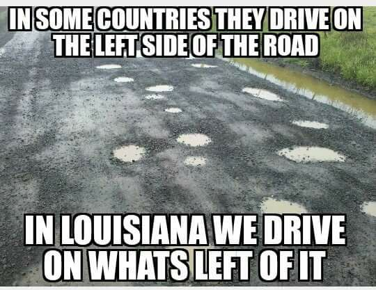1 10 16 downright funny memes you'll only get if you're from louisiana