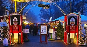 Pennsylvania Has Its Very Own German Christmas Market And You'll Want To Visit